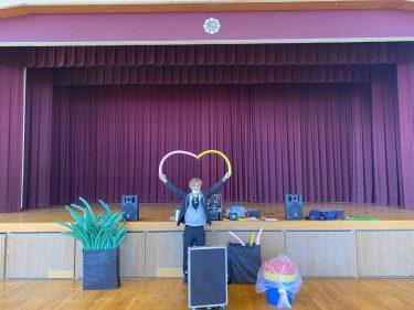 イベントレポート10月13日火曜日 いなべ市内小学校にて