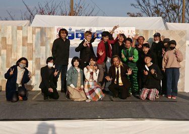 イベントレポート6 11月8日(日)西海うずうず大道芸in長崎にて